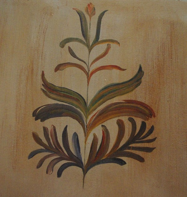 Peinture sur bois for Peinture cerusee sur bois